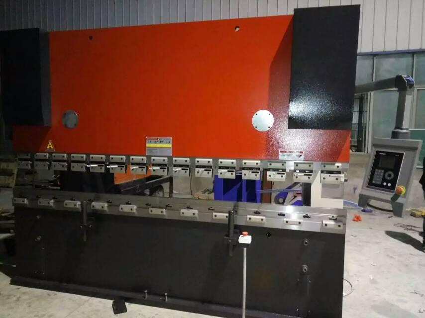优质WC67K系列数控液压板料折弯机   不绣钢冲床