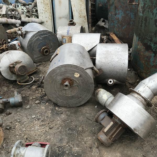 二手单效蒸发器,梁山鸿业二手化工设备供应的二手蒸发器要怎么买