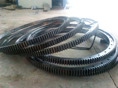 大齿轮加工-诚威铸钢供应高质量的大齿轮