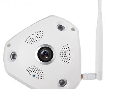 4G全景摄像机