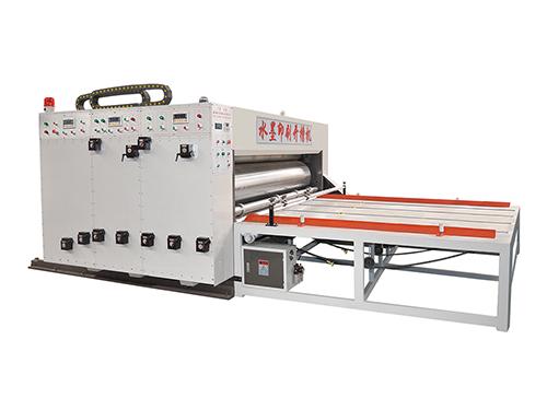 佛山紙箱開槽機-東莞優良的紙箱印刷開槽機出售