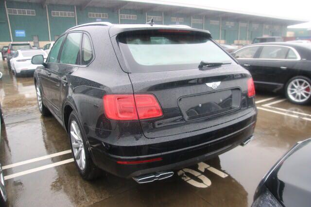 厦门莹隆汽车提供有品质的宾利添越轿车 抛售宾利