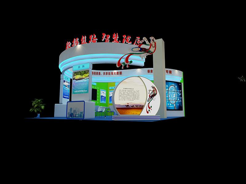 青海西寧校園文化展覽設計施工搭建