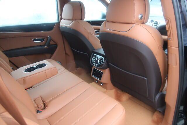 宾利厂家 厦门莹隆汽车提供质量好的宾利添越轿车