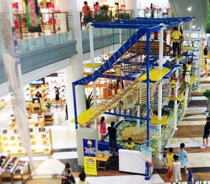 儿童拓展乐园厂家采购-新式的儿童拓展乐园就在宇鑫拓展器材