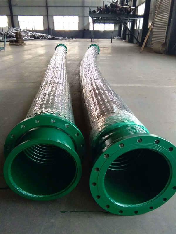 衡水哪里有供应高质量的法兰式金属软管总成,贵州法兰式金属软管总成