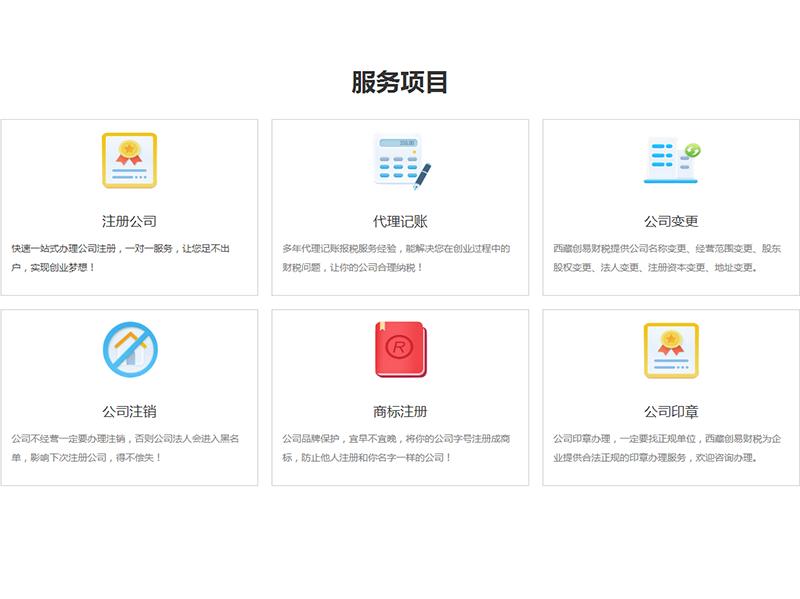 专业提供代理记账|专业的西藏代理记账
