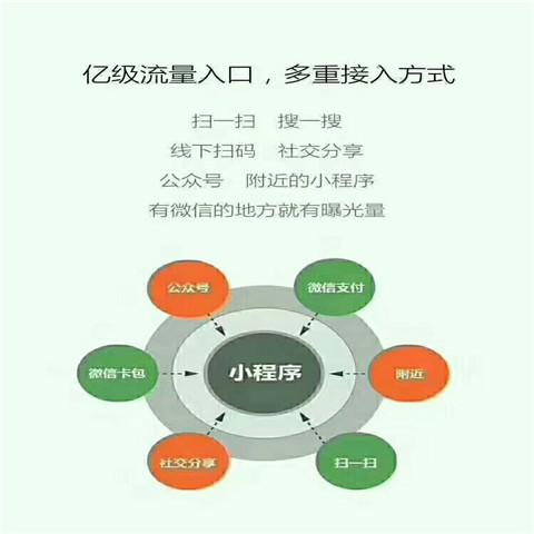 小程序开发优化公司 专业的小程序推荐