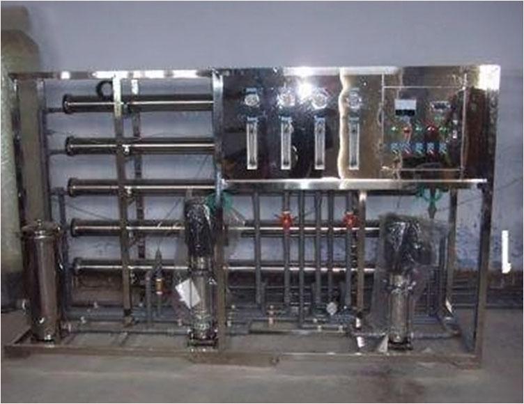 工業雙級反滲透設備|去離子水處理設備 價格優惠 質量保證