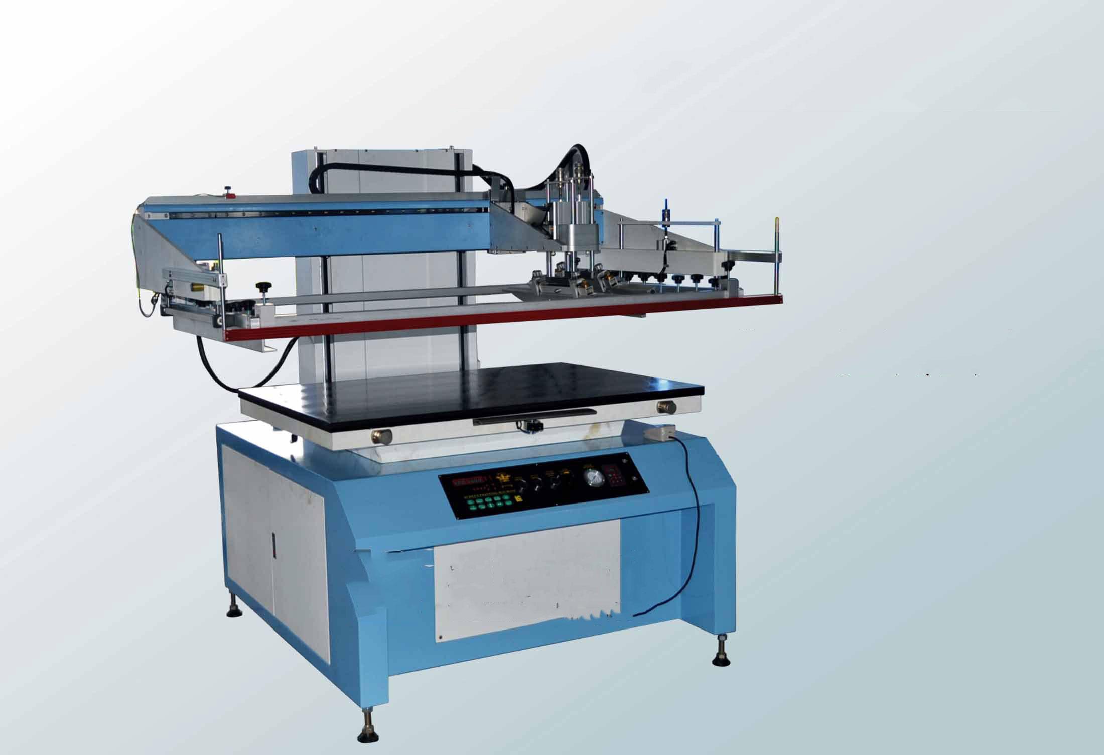 平面丝印机