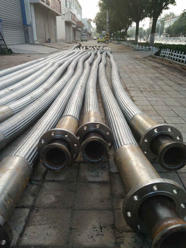 哪里有不锈钢法兰式金属软管品质好的不锈钢法兰式金属软管哪家有