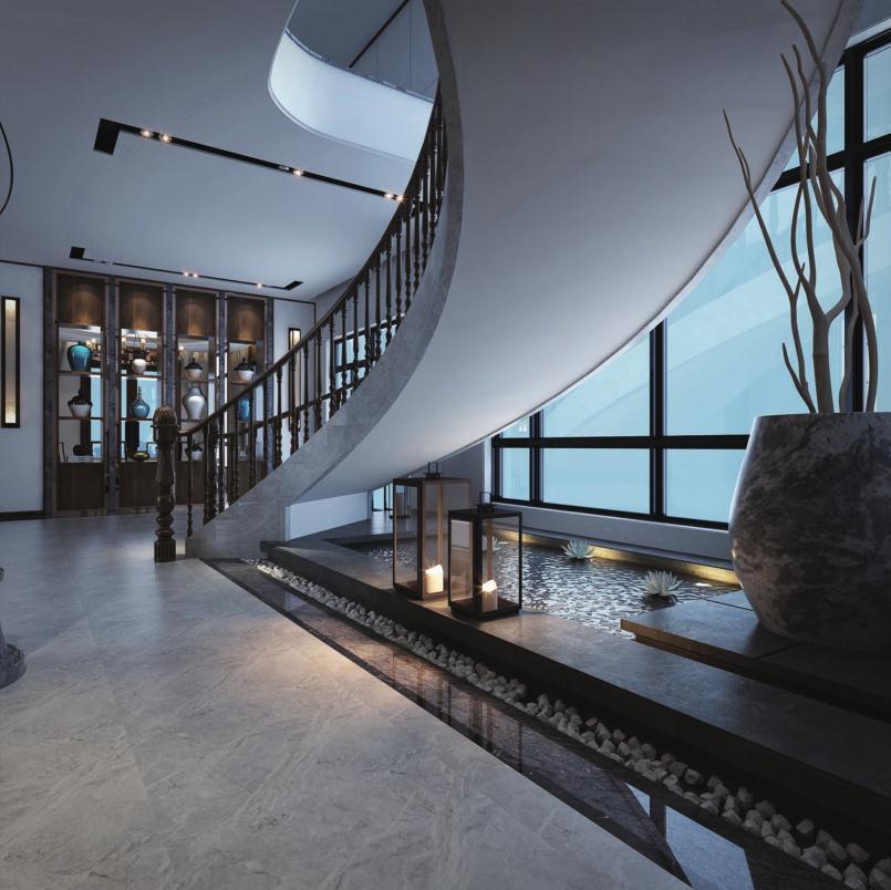 别墅设计装修价格是多少|海南室内设计