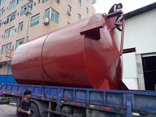 广州卧式油罐定制-雄宇容器油罐哪里好