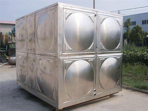 莞城屋顶消防水箱_供应高质量的东莞不锈钢方形水箱