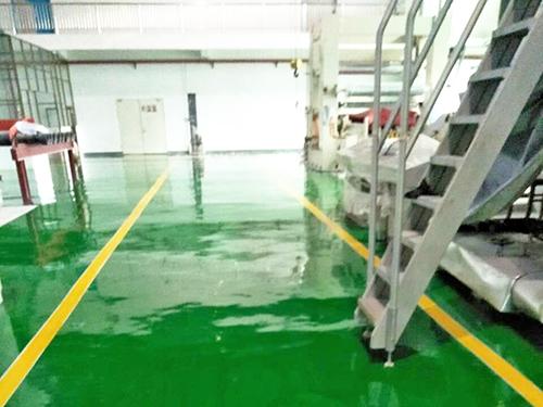 工业地板施工工程 广东工业地板施工工程公司