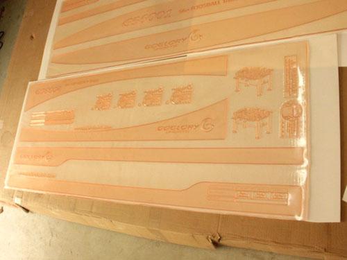 黄江树脂版|精科印刷器材供应同行中出色的树脂版