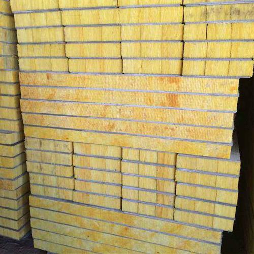 中卫复合岩棉保温板厂家|哪里有卖高品质宁夏复合岩棉保温板