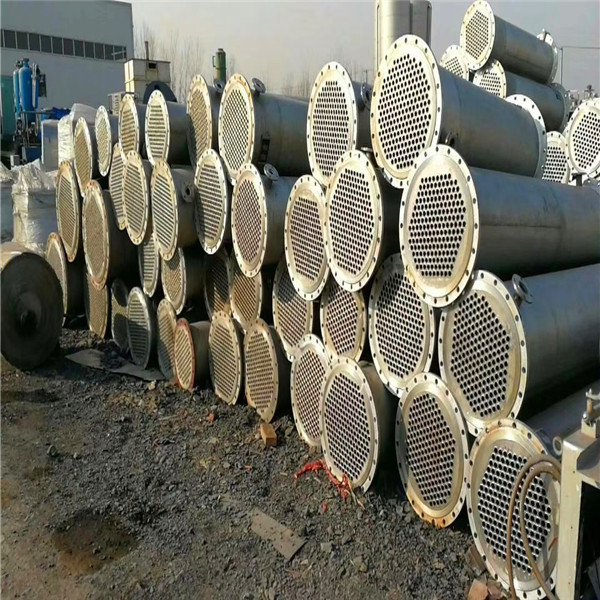 哪里能买到称心的二手冷凝器设备_梁山二手蒸发器市场