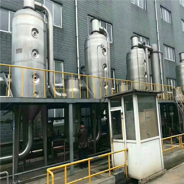 二手糖漿濃縮蒸發器_濟寧專業的二手冷凝器設備