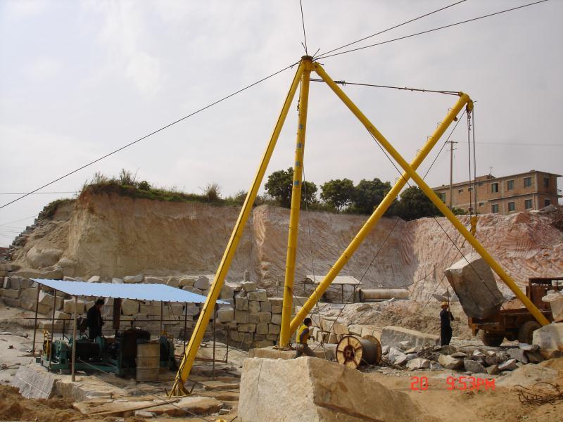 矿山起重设备制造-想买耐用的矿山起重设备-就来先锋机械制造