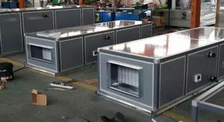 德州可靠的ZK空气处理机组加工推荐|西青空气处理机组