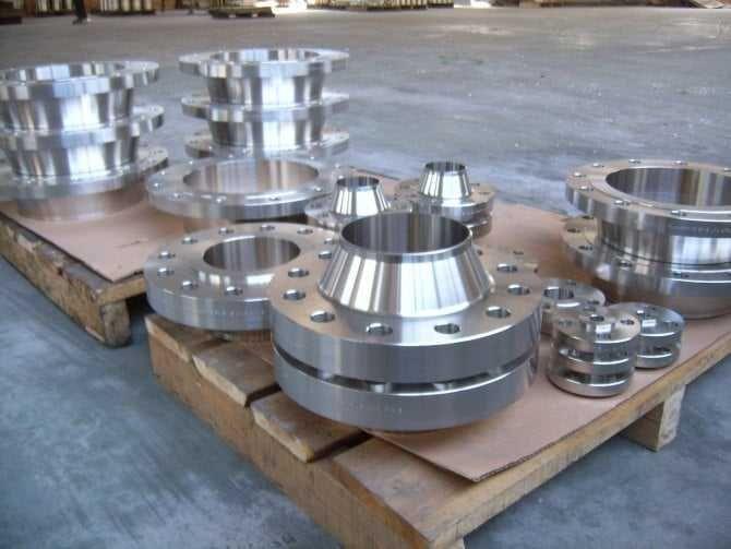 生产双相钢2205异型法兰厂家