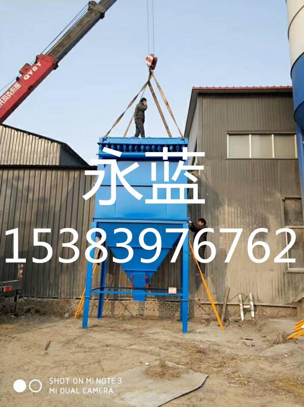 新乡搅拌站除尘方法建材厂除尘选用哪种设备