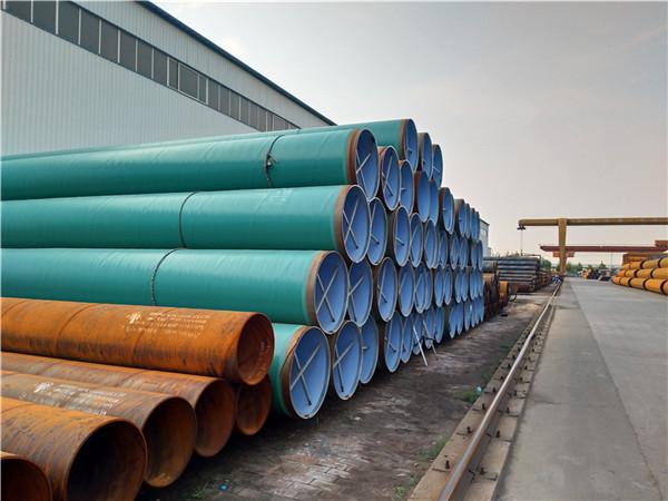 FBE防腐钢管的生产环节