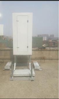 垃圾桶生产厂家_沈阳区域品牌好的玻璃钢美化天线外罩