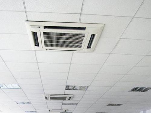 石家莊中央空調安裝-買中央空調就來鑫強凈化設備