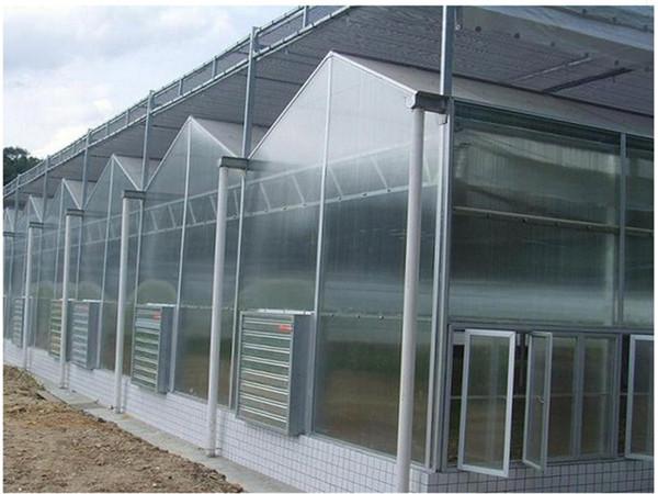 新型阳光板温室设计+温室工程结构特点+阳光板温室建造厂家