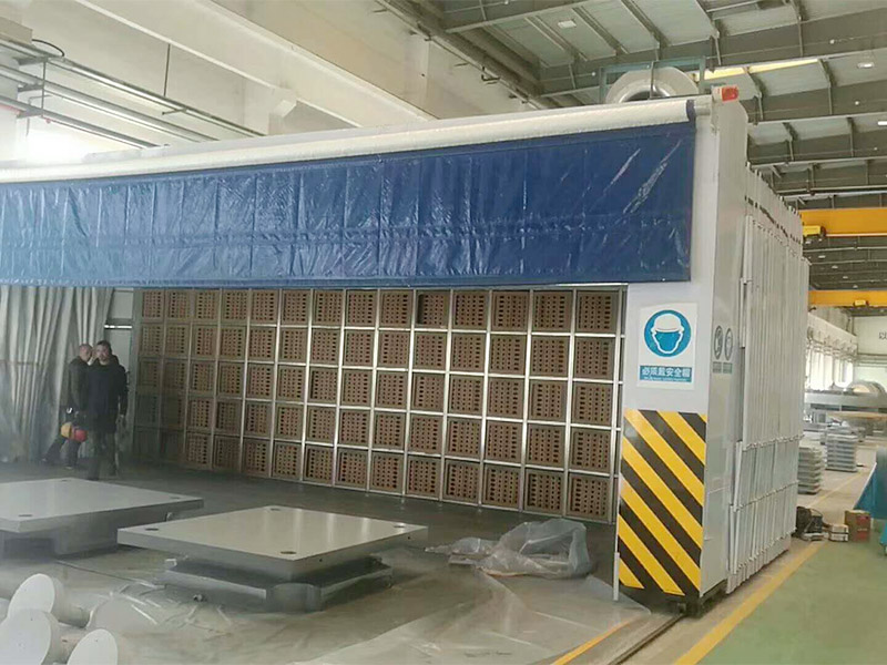 高品質干式噴漆柜在哪可以買到-山東干式噴漆柜定做