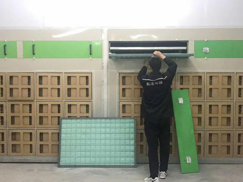 报价合理的干式喷漆柜,誉信环保倾力推荐-山东干式喷漆柜哪家好