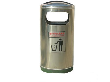 沈阳钢板垃圾箱_口碑很好的垃圾桶就在沈阳盛洁环卫设备