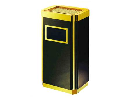 钢木垃圾箱生产厂家-供应沈阳高质量的垃圾桶