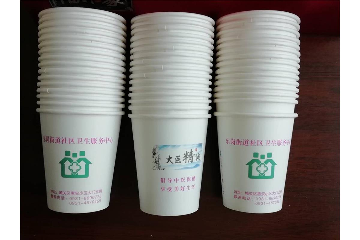 敦煌编织袋哪里有-专业的兰州纸杯定制就在新源春商贸