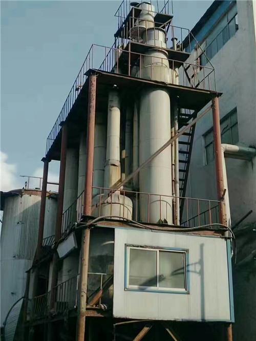 济宁好用的二手蒸发器哪里有-二手四效15吨蒸发器