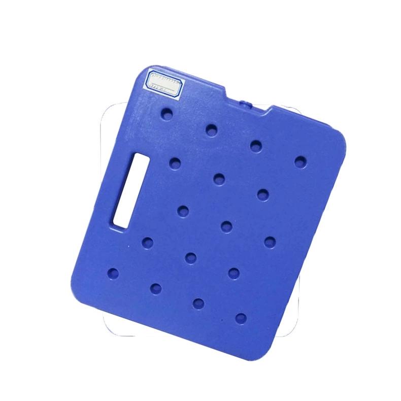 厂家直销品质保证批发冰盒可定制高效蓄冷保鲜吹塑塑胶冰盒