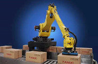 青岛工业机器人集成系统设施施工 河南耐用的工业机器人哪里有供应