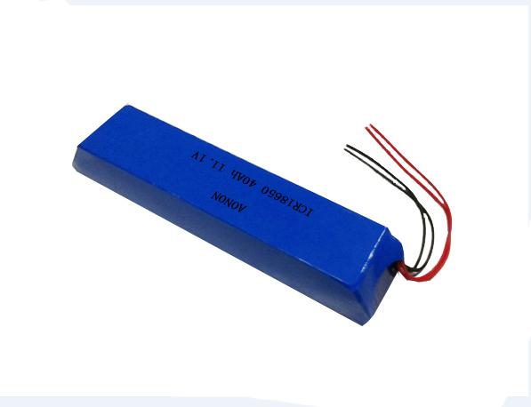 11.1V 40Ah多功能手术用锂电池组