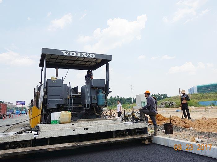 沥青混凝土工程-口碑好的沥青混凝土施工就在鼎邦沥青