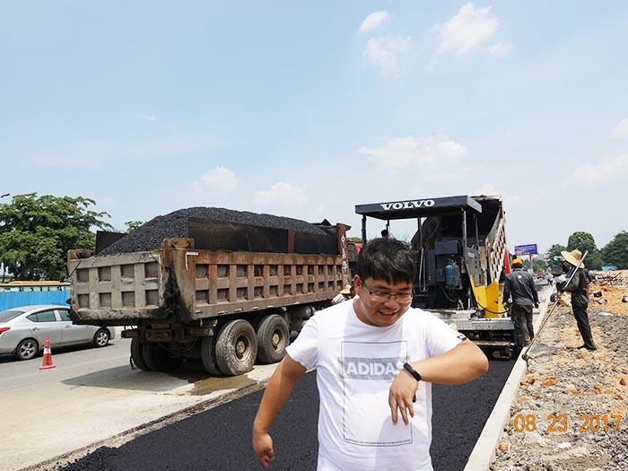 沥青工程维修-广东有保障的沥青工程施工