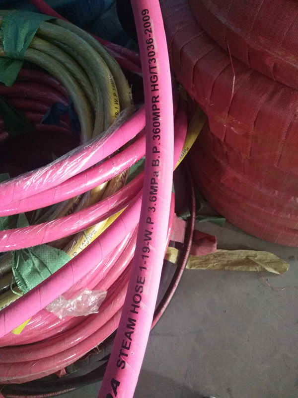 衡水优良的红色夹布胶管 红色夹布胶管价格如何