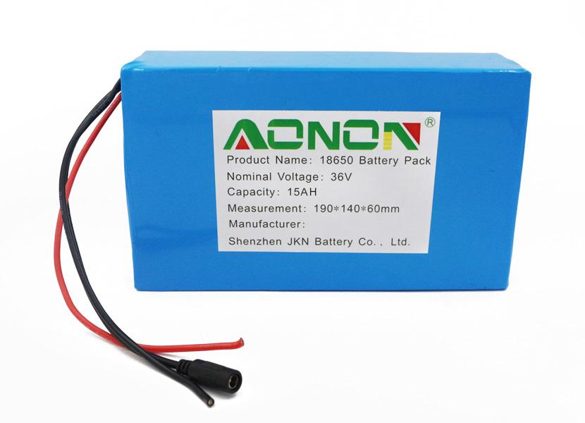 36V 15Ah储能电池组