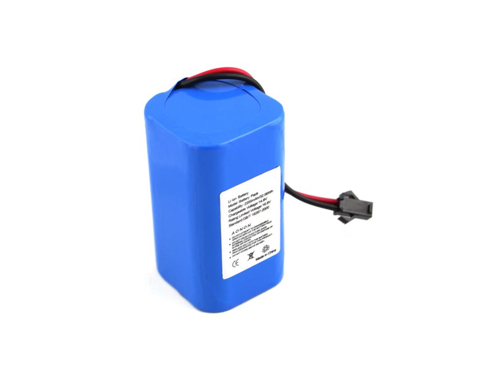 14.8V 2200mAh心电图机锂离子电池