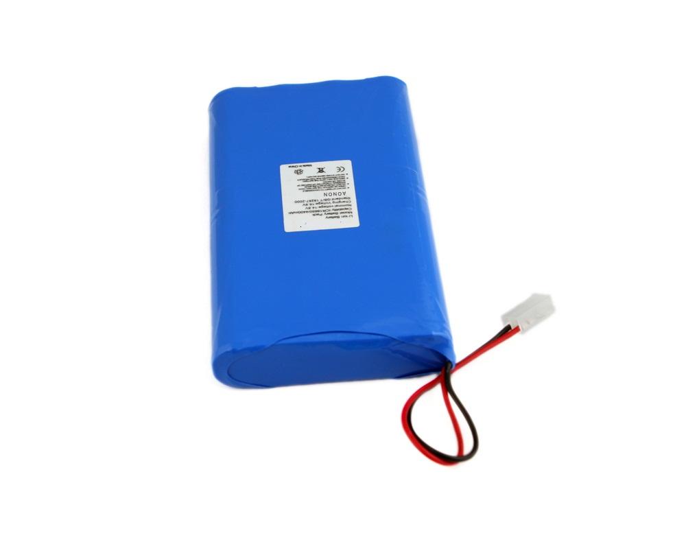 心电图机锂电池14.8V 4400mAh
