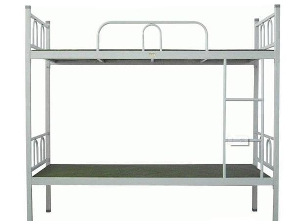 西乡上下床厂家_力荐华盛铁床销量好的上下双人床