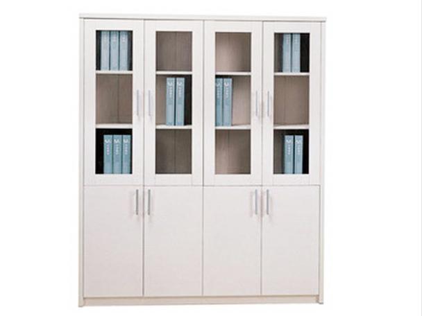 钢制办公文件柜|华盛铁床专业供应铁柜