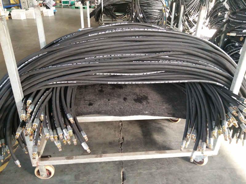 哪里能定做钢丝编织高压胶管——河北地区专业的钢丝编织高压胶管