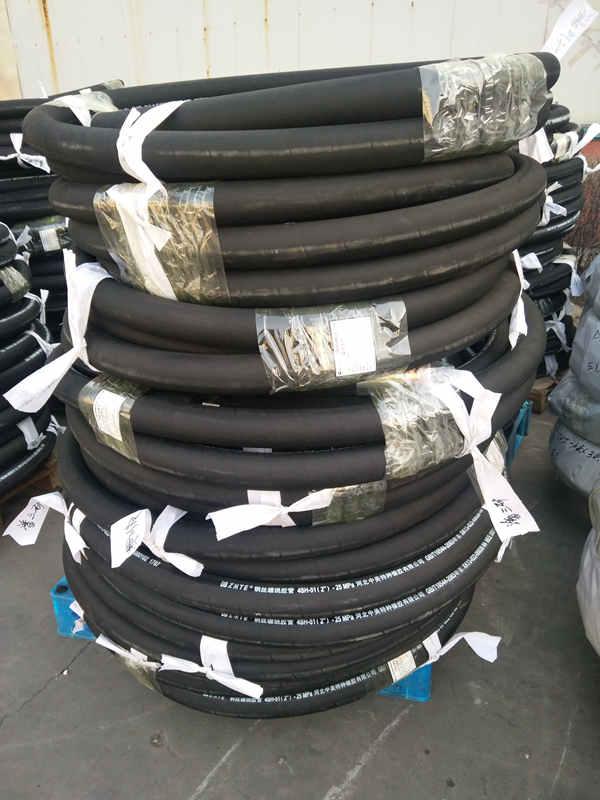 哪里能定做鋼絲編織高壓膠管-實惠的鋼絲編織高壓膠管價格